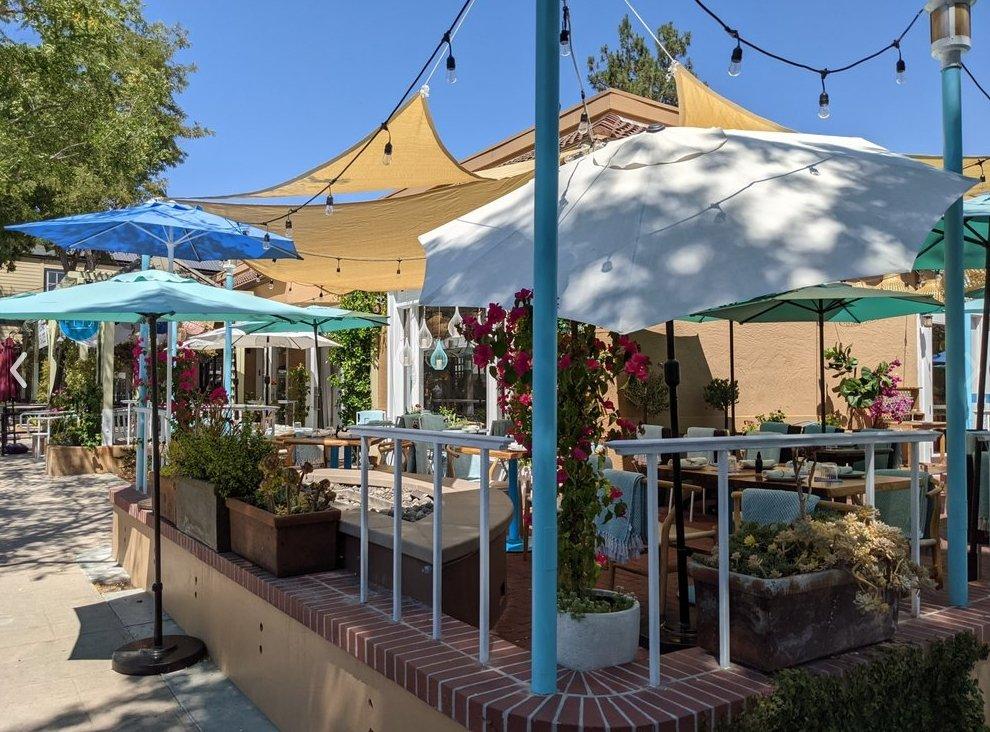 Elia Restaurant in Pleasanton