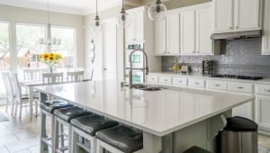Updated San Ramon Kitchen