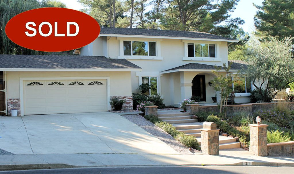 Sold East Bay Home
