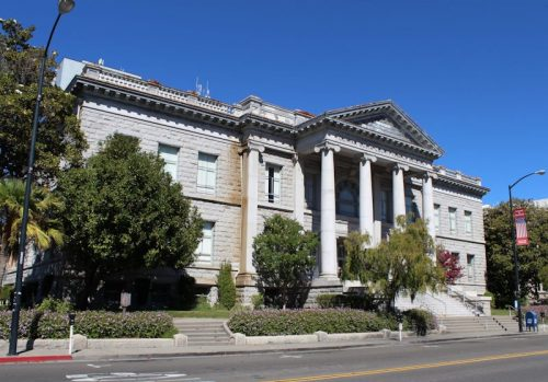 Martinez CA County Court