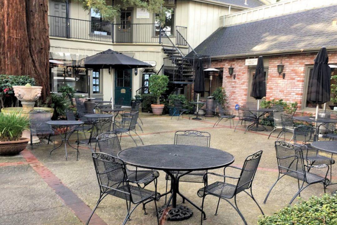 The Peasant's Courtyard, Alamo