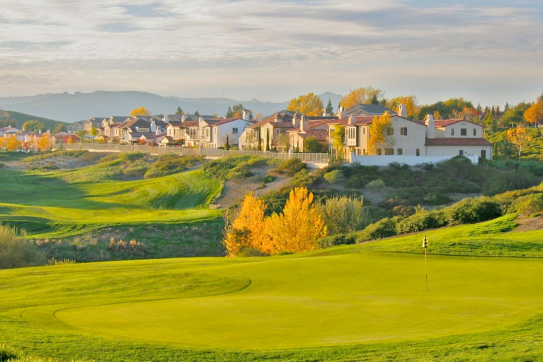 San Ramon Golf Course Homes